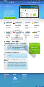 123Landlord.com Deluxe Plan preview. Click for more details