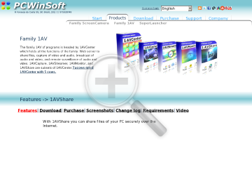 1AVShare Full Edition preview. Click for more details
