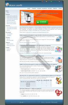 2D Barcode FMX Components  Single license preview. Click for more details