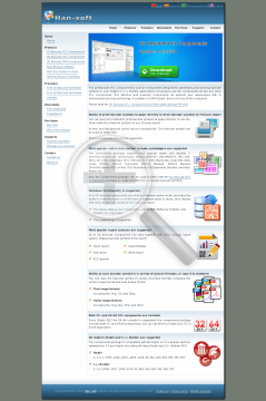 2D Barcode VCL Components  Site license preview. Click for more details