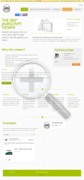 360 Javascript Viewer 360 Javascript Viewer preview. Click for more details