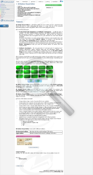 3D Button Visual Editor  Professional edition Full Version preview. Click for more details