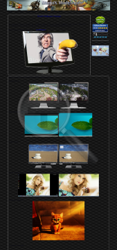 BioniX Wallpaper Changer Home/private license v10 preview. Click for more details