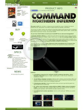 Command: Northern Inferno PC Physical with Free Download New preview. Click for more details