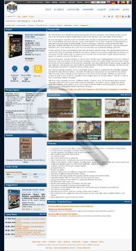 Decisive Campaigns: Case Blue Physical with Free Download preview. Click for more details