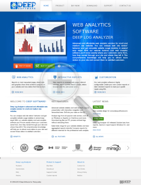 Deep Log Analyzer Professional Edition Educational preview. Click for more details