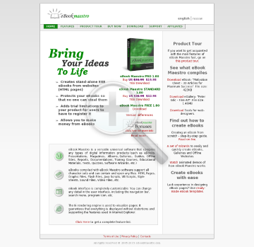 EBook Maestro PRO Upgrade from Standard preview. Click for more details