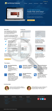 Email Marketing Pro 50000 Contacts preview. Click for more details