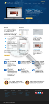 Email Marketing Pro Small Business Edition preview. Click for more details