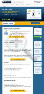 EmailMerge for Outlook EmailMerge/EmailNotesBundle preview. Click for more details