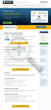 EmailMerge PRO for Outlook Full Version (Special) preview. Click for more details