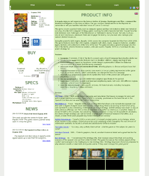 Espana 1936 PC Physical with Free Download preview. Click for more details