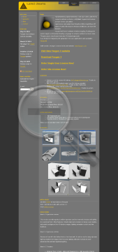 Faogen Site preview. Click for more details