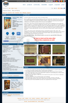 Field of Glory  Rise of Rome Promo Physical with Free download preview. Click for more details