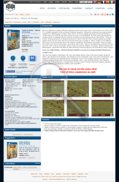 Field of Glory  Storm of Arrows Promo Physical with Free download preview. Click for more details