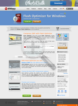 Flash Optimizer for Windows [Worldwide Business License] preview. Click for more details