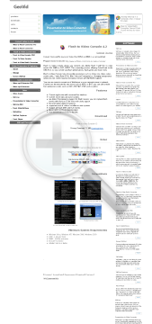 Flash to Video Console Single License preview. Click for more details