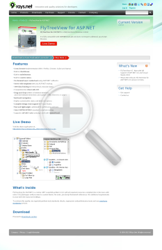 FlyTreeView for ASP.NET 1.1 Company License (5 domains) preview. Click for more details