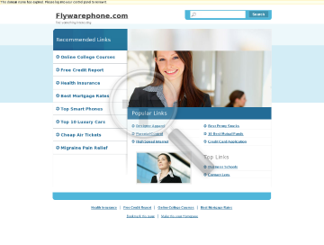 Flyware FREE TRIAL for BLACKBERRY preview. Click for more details
