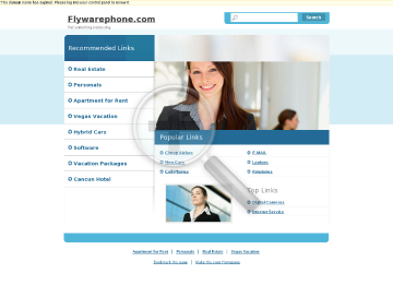 Flyware LIVE! for SYMBIAN preview. Click for more details