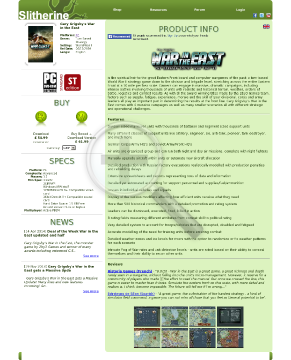 Gary Grigsbys War in the East New PC Physical with Free Download preview. Click for more details