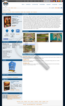 Gates Of Troy Physical with Free download preview. Click for more details