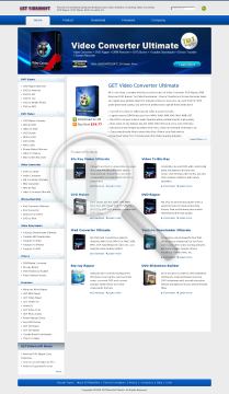 GET Audio Converter preview. Click for more details