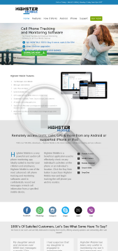 *Highster Mobile Highster Mobile  iPhone preview. Click for more details