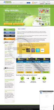 iWASEL One Year iWASEL One Year with auto renewal preview. Click for more details