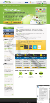 iWASEL Three Month iWASEL Three Month with auto renewal preview. Click for more details