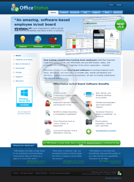 OfficeStatus Duplicate of contract #3244682 v5 50User License preview. Click for more details