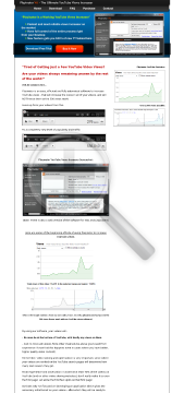 Playinator App Playinator Web Traffic 2011 preview. Click for more details