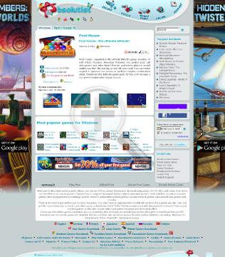 Pool House  Full Version(PocketPC) preview. Click for more details