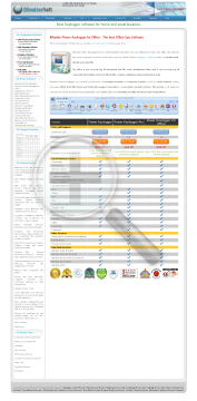 Power Keylogger For Office 5 computers license preview. Click for more details