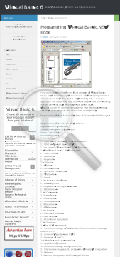 Programming Visual Basic.NET Book Full Version preview. Click for more details