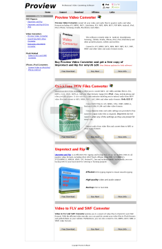 Proview Video Converter Full Version preview. Click for more details