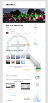 RadioSure PRO preview. Click for more details