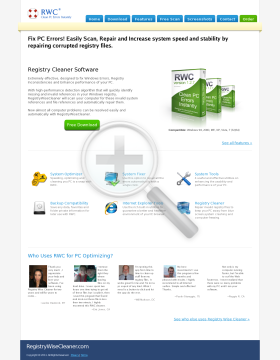Registry Wise Cleaner  1 License preview. Click for more details