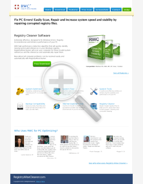 Registry Wise Cleaner  3 Licenses (3 Years License Extension) preview. Click for more details