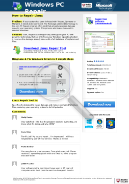 Reimage PC Repair  Home plan Custom Terminal Subscription  eFix preview. Click for more details
