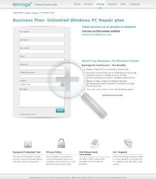 Reimage Windows Repair  Business plan test preview. Click for more details