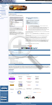 Secure Notes Organizer Site License preview. Click for more details