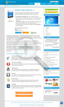 Shared Folder Protector VIP Edtion preview. Click for more details