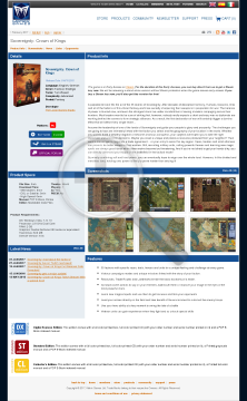 Sovereignty: Crown of Kings Physical with Free download preview. Click for more details