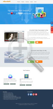 vGuruSoft Video Player for Mac  1 Mac, Personal License preview. Click for more details