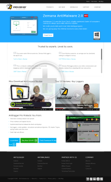 Zemana AntiLogger Full  Backup CD preview. Click for more details